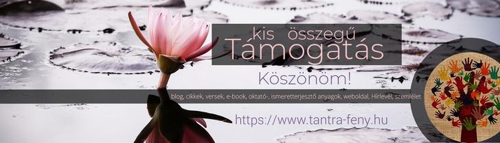 Tantra-Fény-Mag oldal támogatás